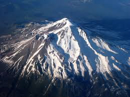 Pic of Mt Shasta